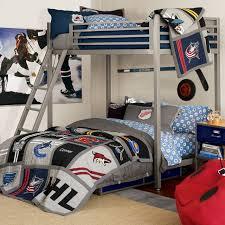 Hockey Bedding Set Nhl Sheet Set Pbteen