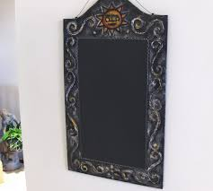 decorating various cool frame design of decorative chalkboards