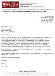 cover letter for medical assistant stunning medical laboratory