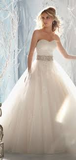 a line wedding dress 33 chic a line wedding dresses that wow weddingomania