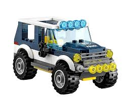 lego jeep buy lego city police swamp police station online at low prices in