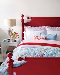 Red And Light Blue Bedroom Red And Light Blue Bedrooms Making It Lovely