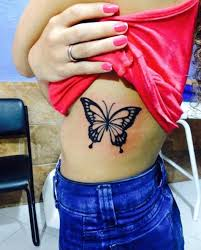 28 beautiful black and grey butterfly tattoos butterfly