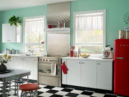 Retro Metal Kitchen Cabinets - Metal kitchen cabinets