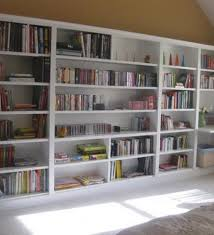 Wall Bookcase Build A Wall To Wall Built In Desk And Bookcase Built In Wall