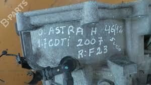 manual gearbox opel astra h l48 1 7 cdti 32350