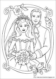 barbie princess pauper coloring pages educational fun kids