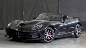 Dodge Viper New Model - meet the new viper convertible it u0027s not from dodge autoweek