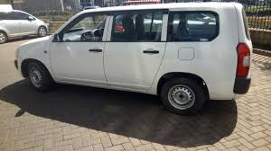 toyota probox white colour automatic transmission 2011 u2013 nuuman