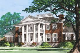 neoclassical homes neoclassical style house plans home plans and blue prints