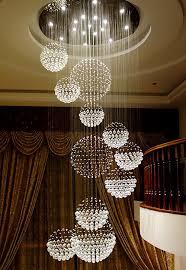 Modern Sphere Chandelier Crystal Raindrop Chandelier Modern Crystal Raindrop Chandelier