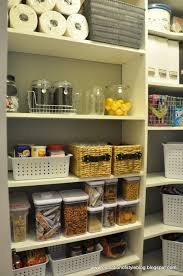 mission pantry organization evolution style