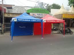 Tenda Lipat Ukuran 3x3 jual tenda lipat 3x3 harga murah jakarta oleh baraya tenda