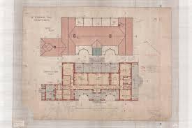 baker herbert sir 1902 house for w wybergh esq johannesburg