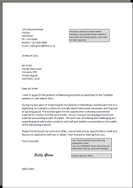 Sample Resume Cover Letter For Applying A Job by Cover Letter