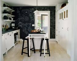 black and white kitchen framed pictures 14 sophisticated chalkboard paint ideas for homes