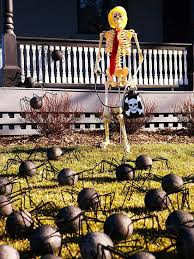 Halloween Skeleton Yard Decorations 60 best halloween skeletons images on pinterest halloween