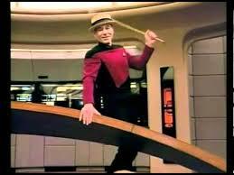 Star Trek Birthday Meme - happy birthday you adorable captain youtube