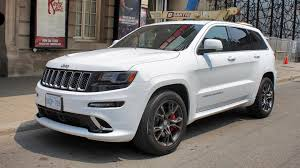 jeep commander 2015 2018 jeep grand cherokee srt trackhawk first drive review