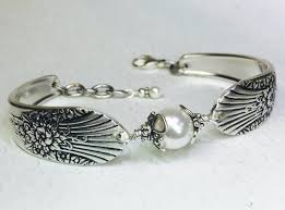 Silver Spoon Jewelry Making - 319 best silver spoon jewelry images on pinterest silverware