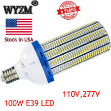 mogul base led light bulbs 100w led corn cob light bulb e39 mogul base 6000k cool white