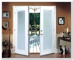 32x80 Exterior Door Exterior Door With Blinds Door With Built In Blinds Single
