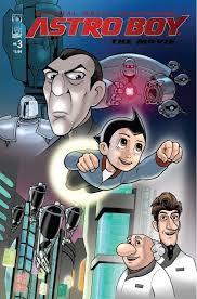 astro boy official movie adaptation 3 u2013 idw publishing
