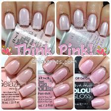 light pink gel polish swatches chickettes bloglovin u0027