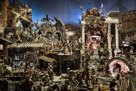 nativity pictures on the trail of italy s manger hoppers the new york times