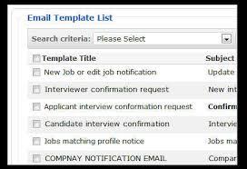 online recruitment or e recruitment system