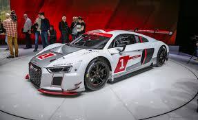 audi custom cars the 8 track cars of the 2015 geneva auto