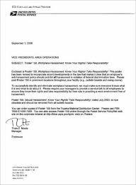 cover letter for usps career sample resume