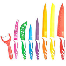 lot couteau de cuisine bloc couteaux cuisine lot de couteaux de cuisine coffret couteaux
