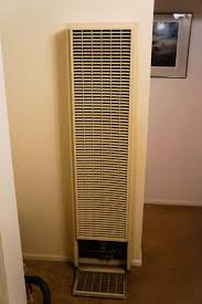 heating how can i retrofit this existing wall heater with an