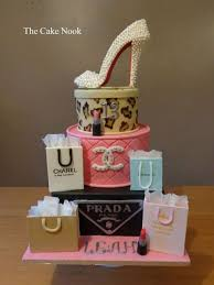 cake designers near me designer shopping inspired cake sugar stilettos