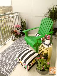 Ideas For A Small Apartment Small Patio Decorating Ideas By Mandy From Fabric Paper Glue