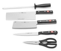 wusthof gourmet knives of