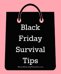 black friday shopping tips 10 black friday shopping survival tips