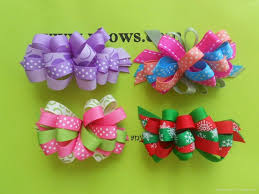 korker bows mix color korker hair bows 012 sacarla china hair