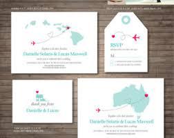 wedding invitations hawaii wedding invitation printables finger print heart customized