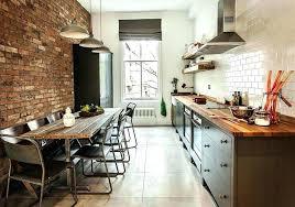 cuisines style industriel 30 exemples de daccoration de cuisines au style industriel si vous