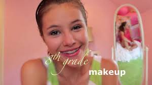 year olds 12 cute nerd makeup tutorial b 8th grade makeup tutorial
