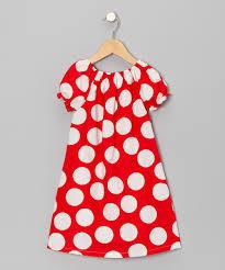 waistin away red u0026 white polka dot dress toddler u0026 girls zulily