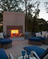 sizzling style how to decorate a stylish outdoor hangout with a outdoor decor brings a dash of blue to the patio