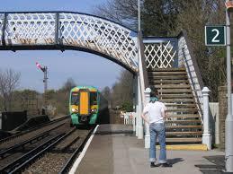 Amberley railway station