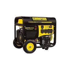 champion power equipment 7 500 watt gasoline powered wireless