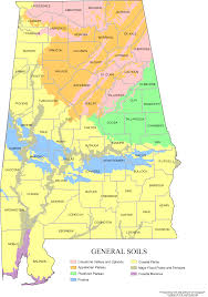 Georgia River Map Alabama Map Soils U2022 Mapsof Net