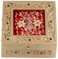 amazon black friday jewelry deals amazon com now on reduced price 6 inch red jewelry box zari