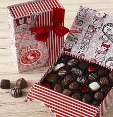 christmas chocolates storybook chocolate box custom handmade chocolates gifts by
