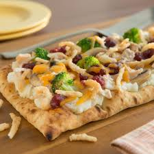 crispy thanksgiving pizzagreat recipes from s foods